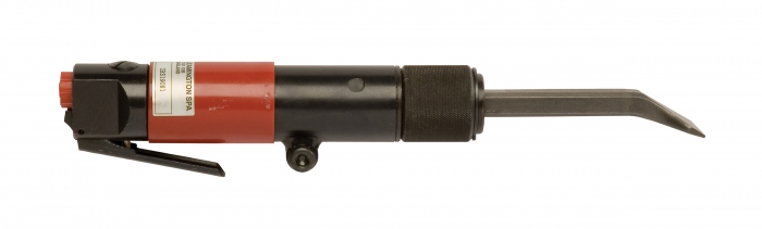 Standard 1B Chisel Scaler with Inline Grip