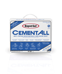 CTS Rapid Set 10 Pound Box Cement All Grout