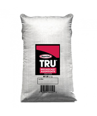 Skid of CTS Rapid Set TRU Broadcast Aggregate 50 Pound Bags