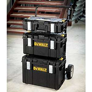 DEWALT Tooling Carrier and Accessories