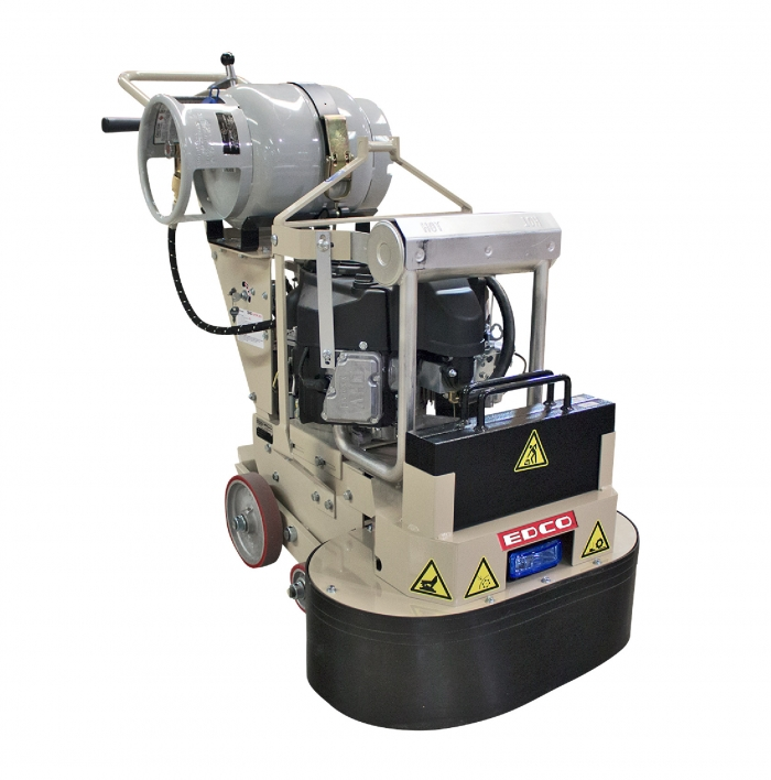 new edco heavy-duty propane floor grinder - runyon surface prep supply