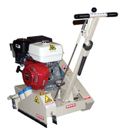 EDCO C-10 Electric 5HP 230/460 Volt Three-Phase Crack Chasing Saw