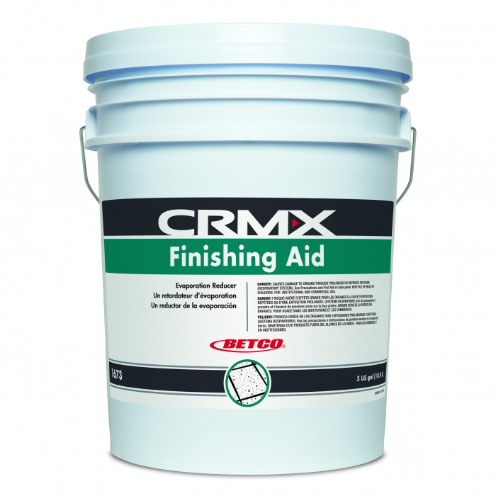 CRMX Finishing Aid