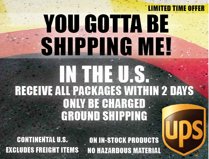 UPS Promo
