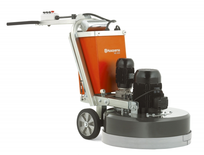 concrete floor surface grinders from htc, edco & husqvarna