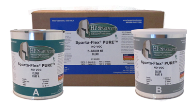 Sparta-Flex PURE Clear Kit