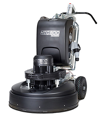 HTC 800 Classic Three Phase 460 Volt Floor Grinder