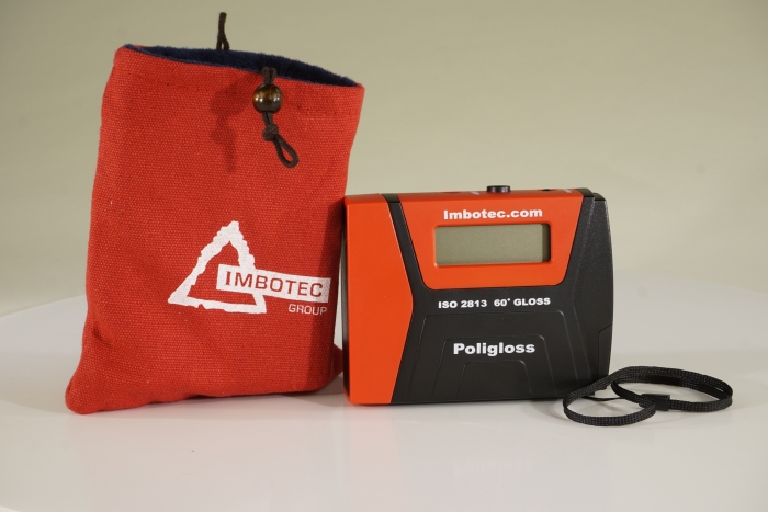 Imbotec Poligloss 60 Degree Glossmeter - Tested for Polished Concrete