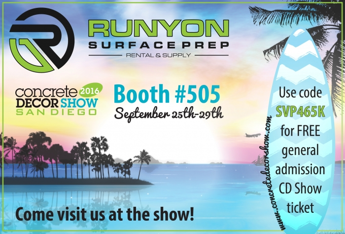 Runyon Surface Prep Supply