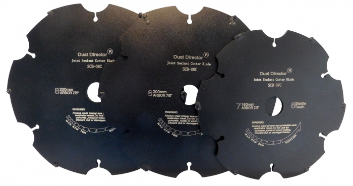 Stellite Joint Filler / Joint Sealant Removal Blade