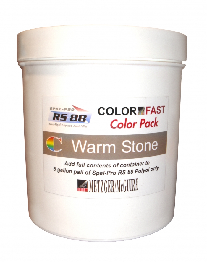 Metzger/McGuire Spal-Pro RS 88 / RS 65 ColorFast Color Pack