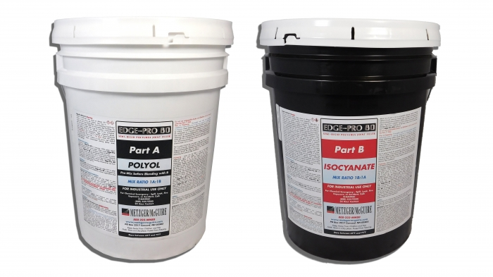 Metzger/McGuire 10 Gallon Neutral Edge Pro 80 Polyurea Joint Filler