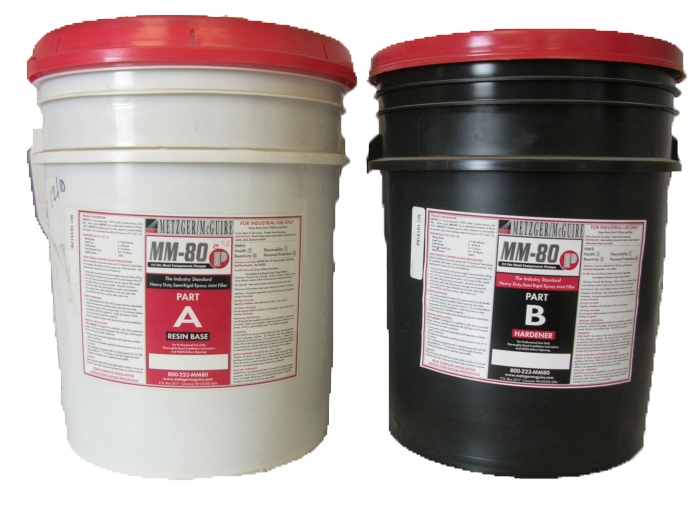 Metzger/McGuire MM-80P Epoxy Joint Filler 10 Gallon Kit