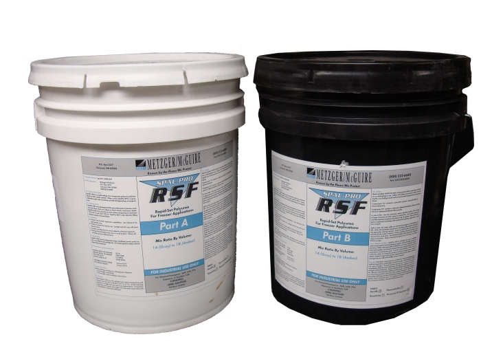 Metzger/McGuire Spal-Pro RSF 10 Gallon Kit