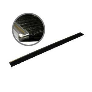 """Midwest Rake 36"""" Replacement Bristle for Aluminum Finishing/Heavy-Duty Sealing Brush"""