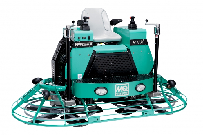 Multiquip HHXDF5 8' Dual Fuel Ride-On Trowel Machine