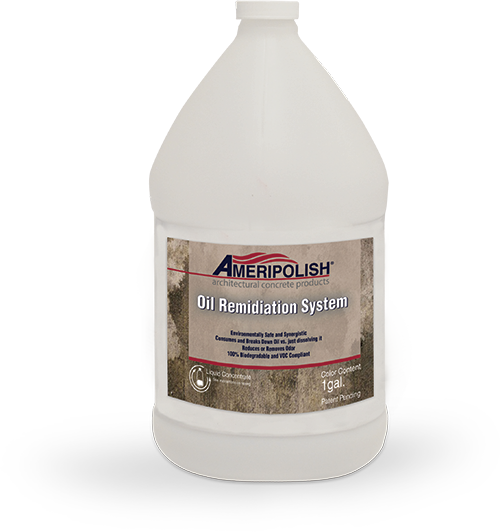 Ameripolish Oil Eater Remediation System - 1 gallon