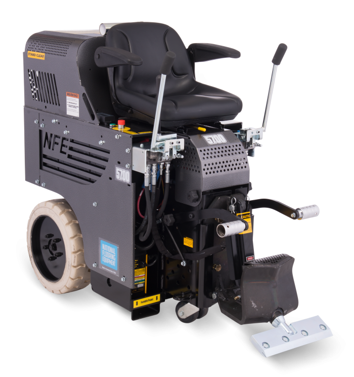 floor tile removal machine rental