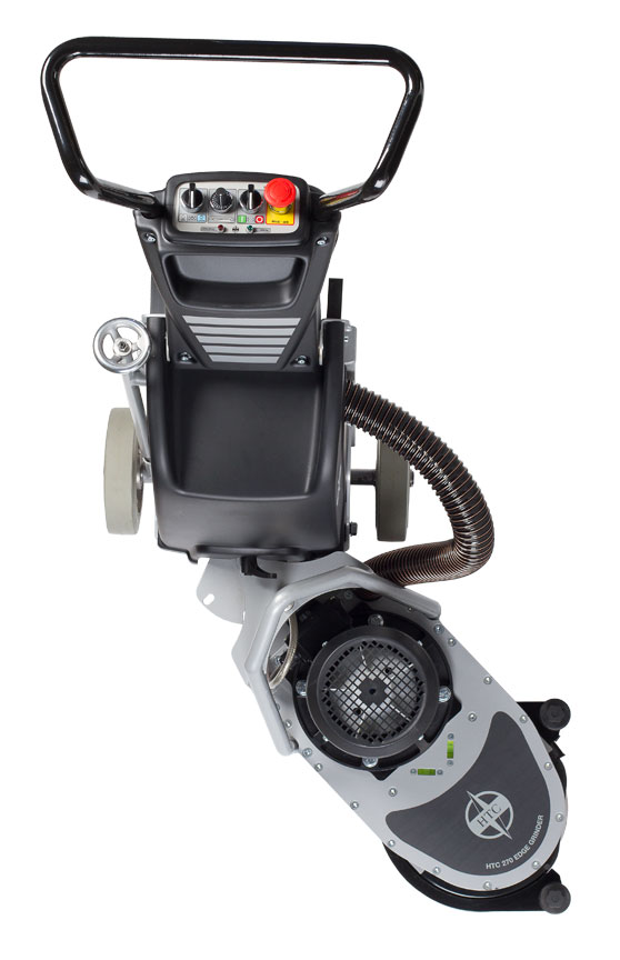 HTC 270 EG Single Phase 220 Volt Edge Grinder