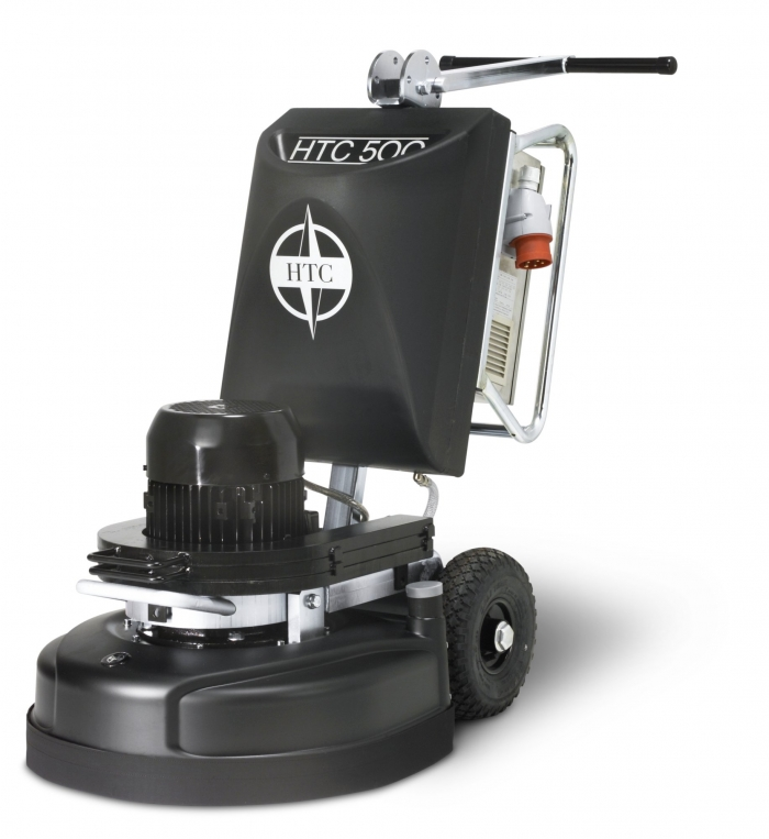 HTC 500 Single Phase 220 Volt Floor Grinder