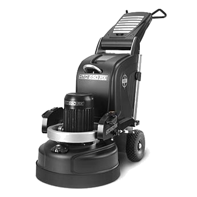 HTC 650 RX Three Phase Remote Controlled Floor Grinder