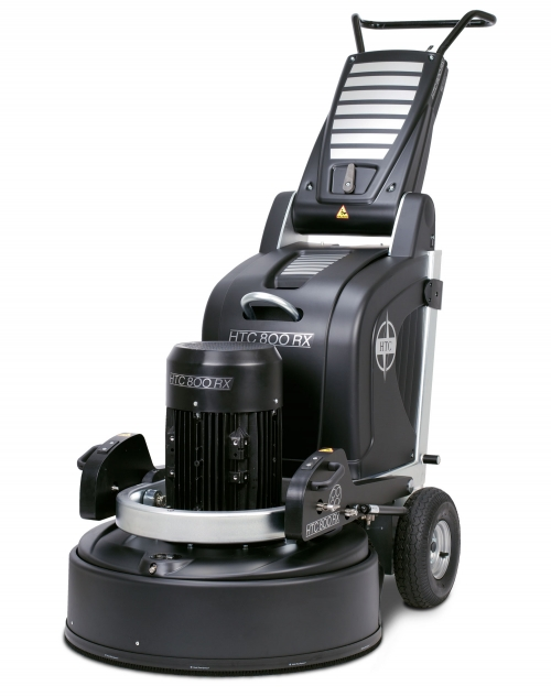 HTC 800 RX Three Phase Remote Controlled Floor Grinder