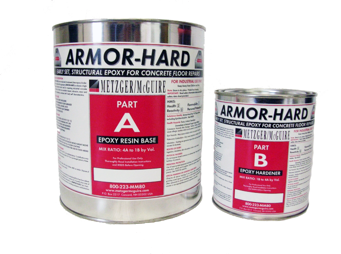 Armor Hard Epoxy Liquid 1 Gallon