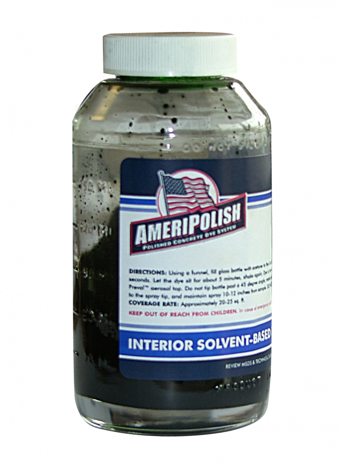AmeriPolish SureLock Polished Concrete Color System Dye Concentrate