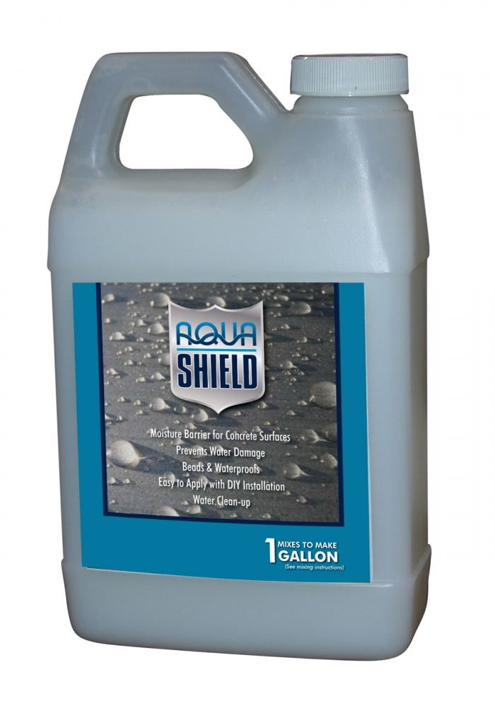 AmeriPolish AquaShield Gallon For Sealing Concrete & Cement Floors
