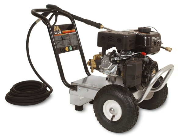 Mi-T-M ChoreMaster Cold Water Gasoline Powered Pressure Washer