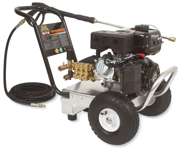 Mi-T-M ChoreMaster 3000 PSI Gasoline Powered 208 Cc Pressure Washer