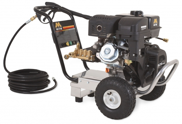 Mi-T-M ChoreMaster 4000 PSI Cold Water Gasoline Pressure Washer