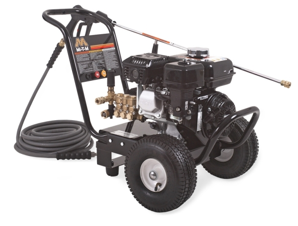 Mi-T-M JP 2700 PSI Gasoline Powered 196 cc Pressure Washer