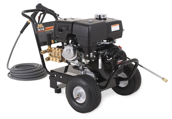 Mi-T-M JP Series 3500 PSI Cold Water Gasoline 389cc Pressure Washer