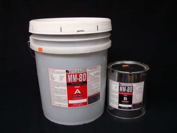 Mm 80 Epoxy Joint Filler Data : Metzger mcguire mm gallon colored epoxy joint filler