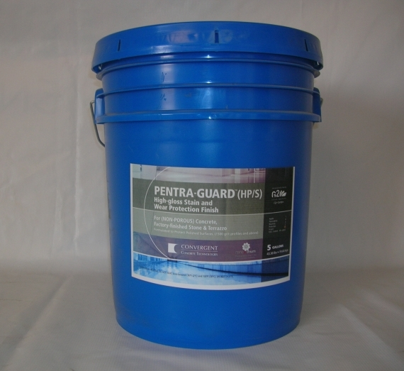 SALE Convergent 5 Gallon Pentra-Guard HP/S Concrete Surface Hardener