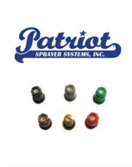 TIPK001 Patriot Tip Kit (Set of 5 with Strainer Valve)