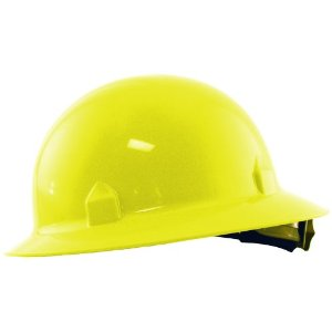 Full Brim Hard Hat with Ratchet