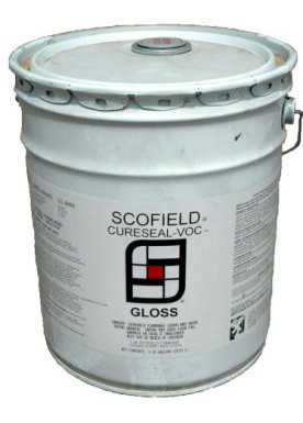 SALE Scofield Cureseal-VOC - 5 Gallon Gloss