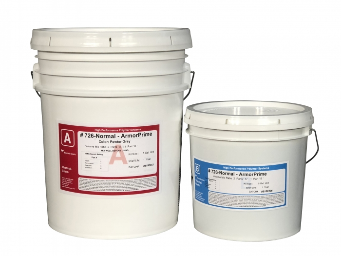 Thermal-Chem ArmorPrime 726 Epoxy Primer (5 Gal Kit)