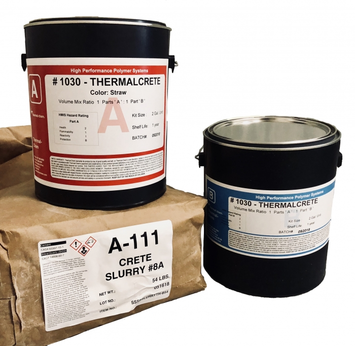 Thermal-Chem ThermalCrete 1030 (2 Gal Kit)
