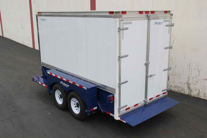 14 Air-Tow Enclosed Trailer