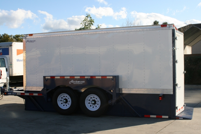 16' Air-Tow Enclosed Trailer