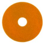 Twister Orange Daily Cleaning Floor Pad (2 Pack)