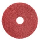 Twister Red Deep Cleaning Floor Pad (2 Pack)