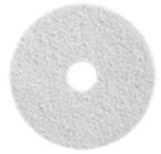 Twister White Deep Cleaning Floor Pad (2 Pack)