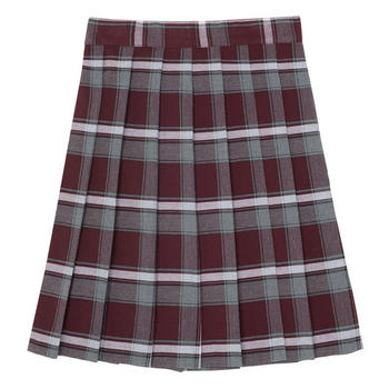 Tindley Plaid Skirt