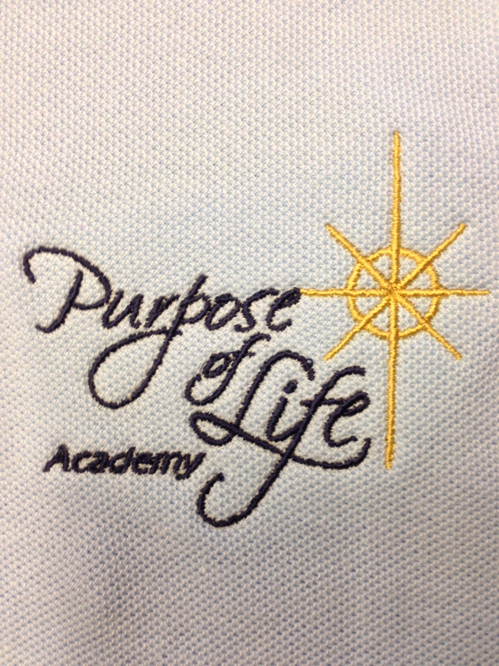 Purpose of Life Polo