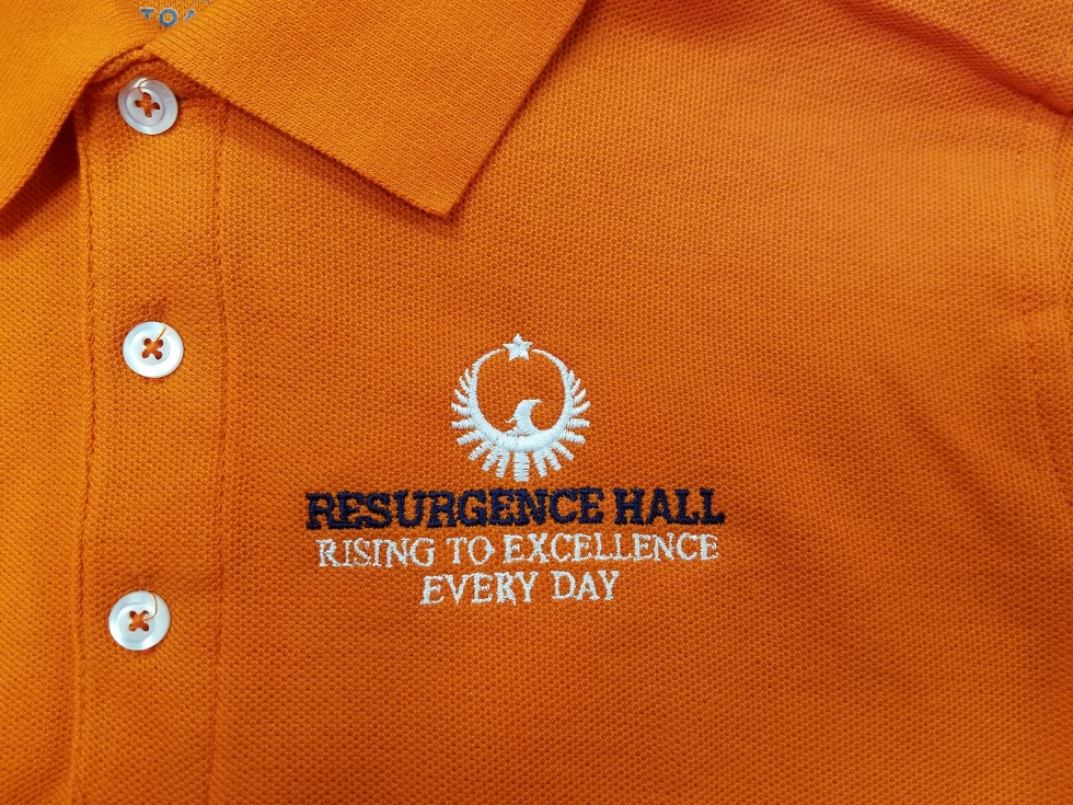 Resurgence Hall Polo Shirt