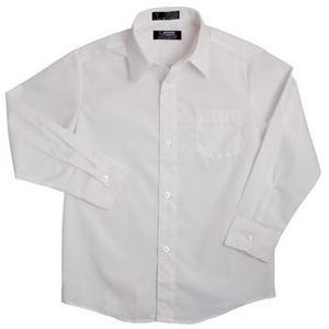 Boys Long Sleeve Oxford Shirt